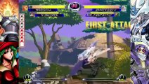 MUGEN Marrow / Punisher