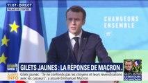 Macron annonce le développement de l'éolien en mer et le renforcement de l'énergie hydraulique