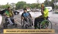 AWANI - Kedah: Program LPP untuk kendiri golongan OKU
