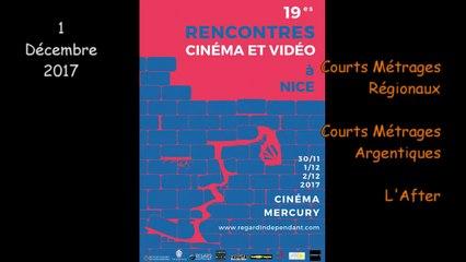 4. Courts Métrages au cinéma Mercury & l'After (2017-12-01)