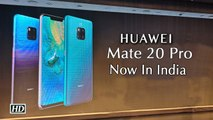 First Impression | Huawei launches flagship Mate 20 Pro in India for Rs 69,990