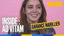Inside Ad Vitam avec Garance Marillier