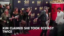 Kim Kardashian Says She Was On E During Sex Tape, Ray J Denies Claim