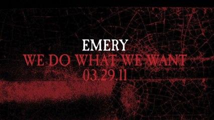 Emery - I'm Not Here For Rage, I'm Here For Revenge