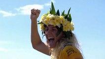 Stephanie Gilmore, campeona del mundo de surf por 7º vez