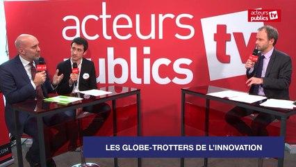 """[#SemaineIP] Emission du 19 novembre 2018 : Débat """"Les globe-trotters de l'innovation : comment la mise en œuvre de la transformation publique en France s'inspire de et inspire les pratiques internationales ?"""""""
