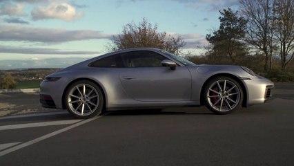 All-new 2019 Porsche 911