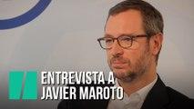 """""""Un voto a Vox son cuatro años más de Susana Díaz"""" entrevista a Javier Maroto"""