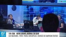 """Nucléaire : Macron renvoie """"aux calendes grecques des décisions qui auraient dû être prises aujourd'hui"""", juge Greenpeace"""