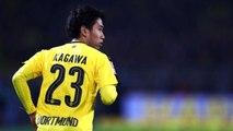 Beşiktaş ve Galatasaray'ın Transfer Gündeminde Yer Alan Shinji Kagawa, Oynamak İstediği Ligi Açıkladı