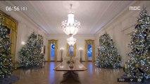 [이 시각 세계] 백악관은 벌써 '크리스마스'