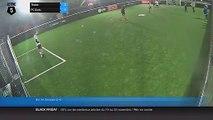 But de Sanjaya (2-4) - Thales Vs FC Dudu - 26/11/18 20:00 - Bezons (LeFive) Soccer Park