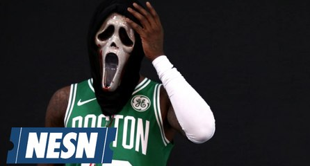 d28ade85a Brad Stevens Cracks Joke About Tweaking Celtics  Starting Lineup ...