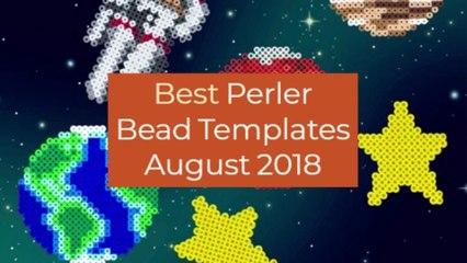 Best Perler Bead Templates August 2018