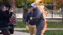 I like Stunts: Training day Fire day by Television Alternativa