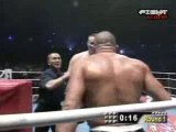 Jerome Le Banner vs Semmy Schilt - K-1 WGP 2007 Final