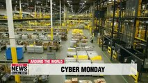 Cyber Monday sales reach new record of $7.9 billion