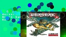 D.O.W.N.L.O.A.D [P.D.F] Berserk Vol. 1: The Black Swordsman by Kentaro Miura