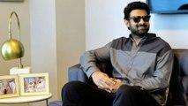Prabhas to get Leaner After Saaho   Filmibeat Telugu