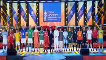 Hockey World Cup 2018: Bollywood stars glitter in Opening ceremony in Bhubaneswar | OneIndia News