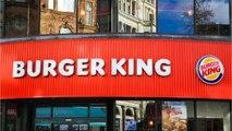 Burger king sweden