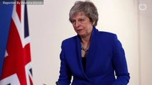 UK Prime Minister Theresa May Challenges Labour Party Leader Jeremy Corbyn To Televised 'Brexit' Debate