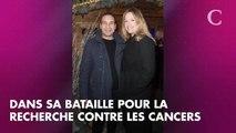PHOTOS. Daniela Lumbroso, Arnaud Ducret... les people amoureux à l'inauguration du Chalet des Neiges à l'hôtel Barrière