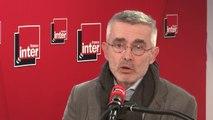 """Yves Veyrier patron de FO : """"Les salaires ne sont pas l'ennemi du climat"""""""