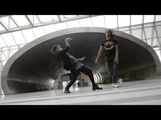 راقص دق  (خالد ومعتز) مهرجان دراكولا غناء سادات العالمي توزيع رامي المصري