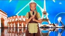 """Douche froide pour une jeune candidate de """"La France A Un Incroyable Talent"""" qui ne convainc pas tout le monde - Regardez"""