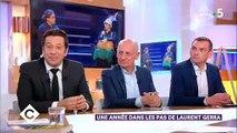 Laurent Gerra se déguise en pêcheur en imitant François Hollande, et ça ne plait pas du tout à l'ancien Président ! Regardez