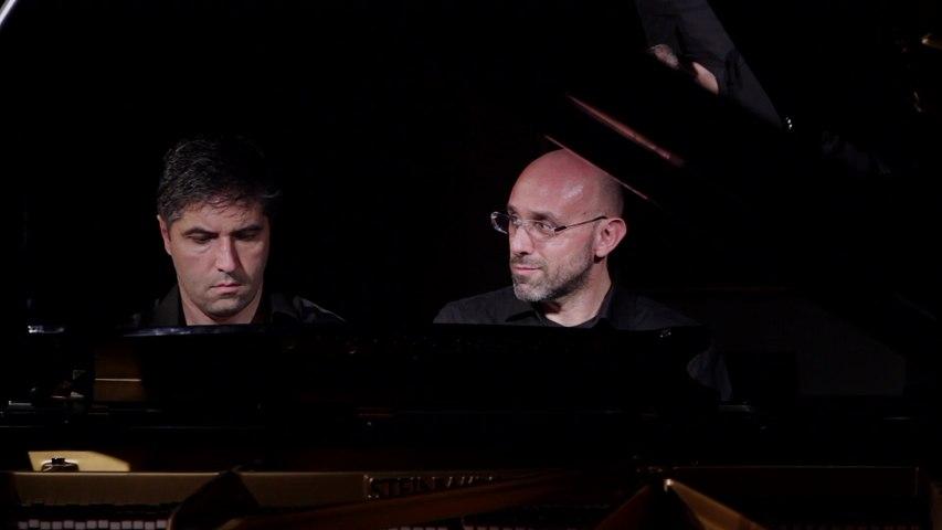 Marco Schiavo - Brahms: Waltz No. 6 in C Sharp (Piano Duet Version)
