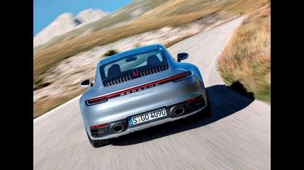 La Porsche 911 Type 992 dévoilée le 27 novembre 2018