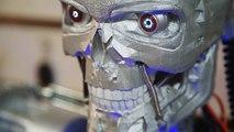Un Russe imprime son propre Terminator en 3D