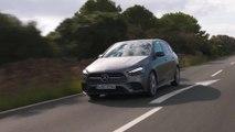 Mercedes-Benz B 200 d - Test drive with the new Mercedes B-Class