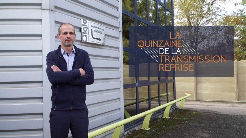 QuinzaineTR // La reprise de Stéphane Hollard