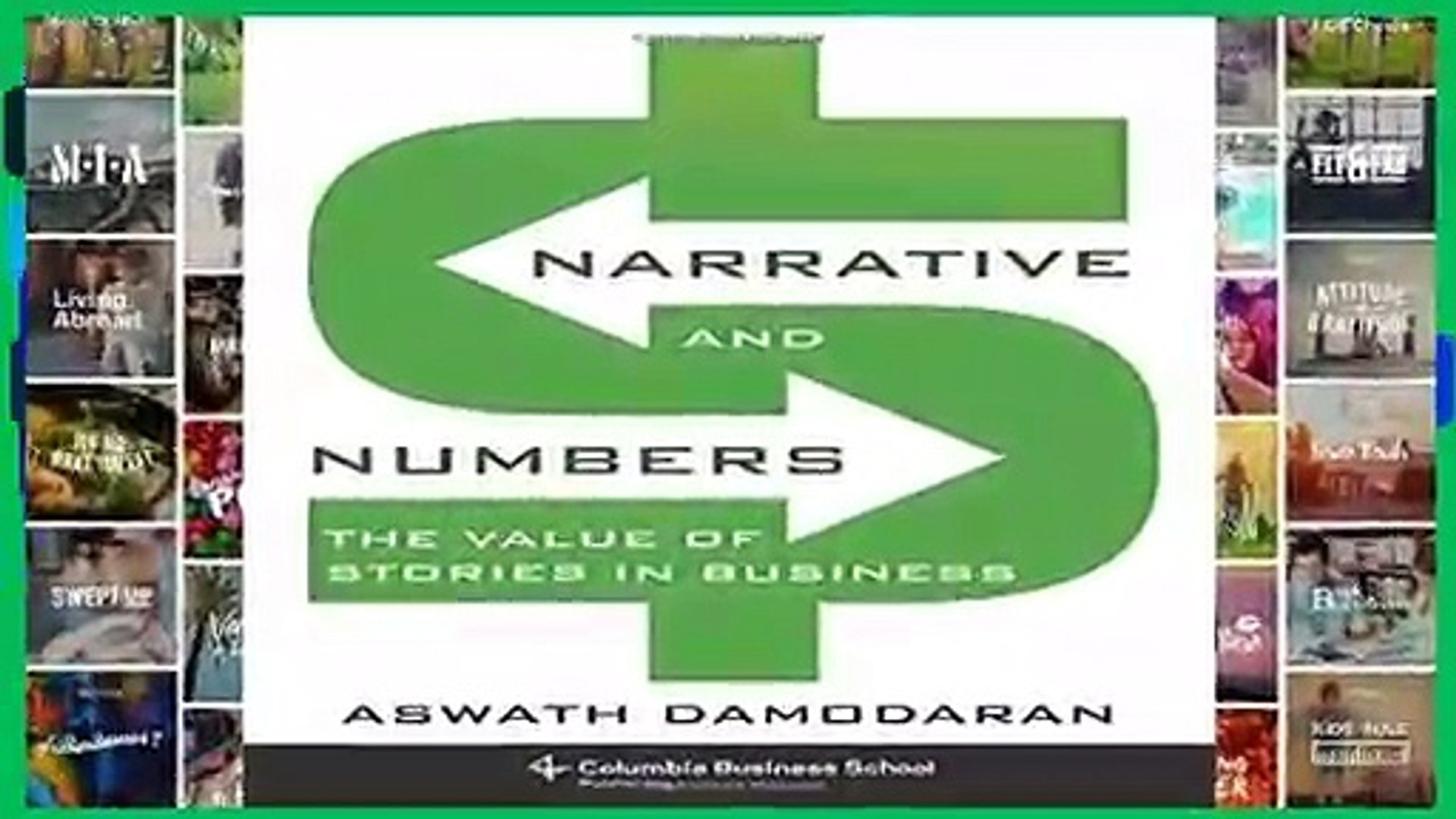 Library  Narrative and Numbers: The Value of Stories in Business (Columbia Business School