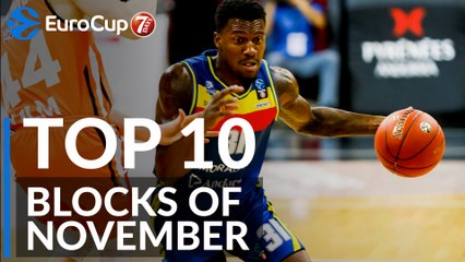 7DAYS EuroCup, Top 10 Blocks of November!