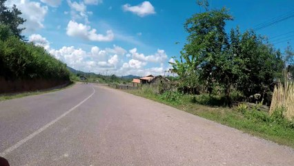 Laos - Thakhek loop on the road pt3