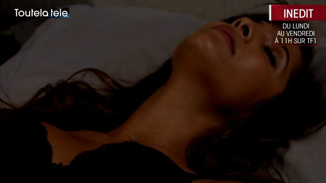 Les feux de l'amour (TF1) : Nick embrasse le docteur Anderson, Hilary attaque Nikki