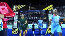 India vs South Africa Highlights - Men's Hockey World Cup