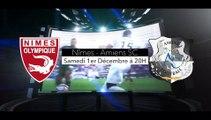 Nimes - Amiens SC