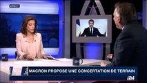 Interview François Bayrou - i24News - 27/11/2018