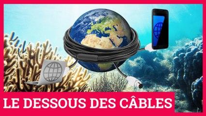 Internet : le dessous des câbles