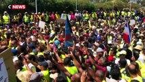 La Réunion : déplacement mouvementé pour la ministre des Outre-mer Annick Girardin