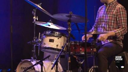 Reis, Demuth, Wiltgen en live - Scène Sacem Jazz