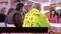 C à vous : Philippe Lellouche comprend les gilets jaunes (vidéo)