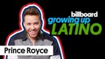 Prince Royce Reveals His Life Motto, Favorite Dance Move & More | Growing Up Latino