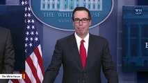 Mnuchin Says His Twitter Account Was Breached, Announces He's Deleting Retweet Critical Of General Motors