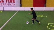 DJIBRIL SADALLAH - U11  - L'ASPTG ÉLITE FOOTBALL - FIVE PERPIGNAN - 28.11.2018 - REJOIGNEZ-NOUS : https://asptg.footeo.com/ - V2